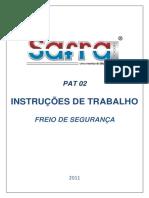 Manual Do Freio- Elevador Cremalheir Montart- Checklist- Plan Manut Prevent