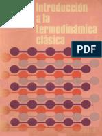 Termodinámica García Colin