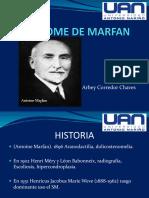 SINDROME DE MARFAN.pptx