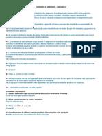 Economia e Mercado - Unidade III.docx