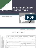 4.- CLAUSULAS ESPECIALES DE LOS TV.ppt