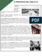 Uruguay de Principios Del Siglo XX