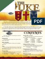 The Duke Rulebook