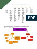 Teoria y Estructura Organizacional Tarea 1