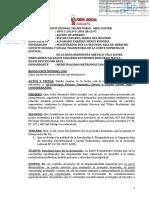 MUNICIPALIDAD DE LIMA INICIA ACCIÓN DE AMPARO CONTRA CASACION 13749-2017-LIMA (Caso SITOBUR)
