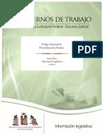 26 - Código Nacional de Procedimientos Penales - Obra Colectiva - [ PDF ]