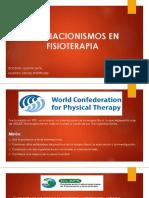 Asociacionismos en Fisioterapia
