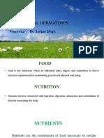 Anemia Nutritional Dermatosis