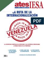 IESALa Ruta de La Internacionalización Debates IESA Abril Diciembre 2016