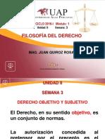 Filosofia Derecho III