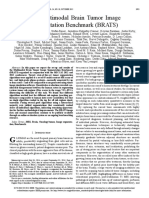 The Multimodal Brain Tumor Image Segmentation Benchmark (BRATS)