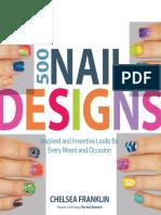 UÑAS- 500 NAIL DESIGNS.pdf