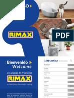 Catalogo Rimax