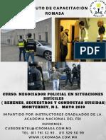 NEGOCIADOR POLICIAL
