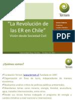 La Revolución de  las ER en Chile