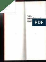 Das Buch Der 1000 Tricks&Raetsel Tricks Mit Der Natur