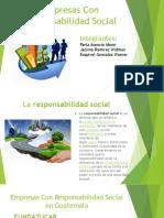 Empresas Con Responsabilidad Social.pptx