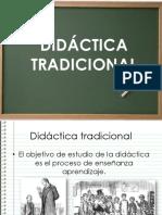 Didáctica Tradicional Final (1)