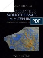 Die Geburt Des Monotheismus Im Alten Iran - PDF