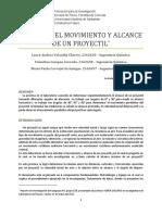 Tercer Informe Subgrupo 4-E2B