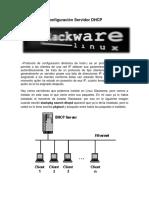 Configuración de DHP