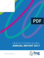 HSG Annual Report 2017