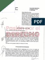 Casacion-975-2016-Lambayeque-en Que Caso No Cabe Anular Sino Dar Sentencia de Merito