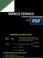8. Marco Teórico