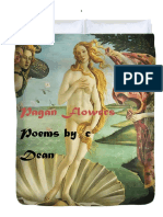 Pagan Flowers-erotic poetry