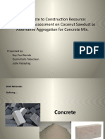 From Waste to Construction Resource Powerpoint