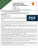 Informe 3 Aptitud Del Sistema Lab de Medicamentos Ll