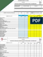 Registro de Entrega de Equipos de Protección Personal
