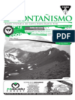 Montañismo 12. Boletín Del Centro Andino Buenos Aires