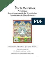 Mestres Do Zhang Zhung Nyengyud _ Bön Dzogchen Ptbr