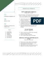 master hybrid resume
