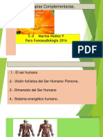 Vision Holistica Del SER Humano 2016