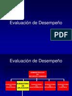 Evaluacion Desempeno Laboral Presentacion Powerpoint