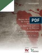2016 Mapeo Programas Prevencion Homicidios ALC Cano Rojido
