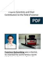 Filipino Scientists and their contribution to the field of science.pptx