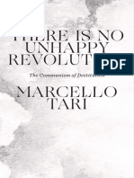 there is no unhappy revolution - marcello tari