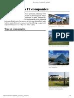 List of Indian IT companies - Wikipedia.pdf