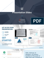 Corporate Data Presentation Packaaa