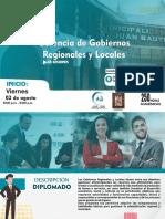 Brouchure Gobiernos Locales