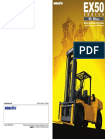 10.0t- 16.0t Diesel Forklift Trucks