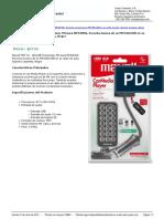 Maxell FMT-31 - SDUSB Transmisor FM Para MP3WMA Escucha Musica de Su MP3SDUSB en Su Radio de Auto Soporta Carpetas Negro