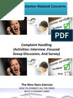 5 Handling Complaint