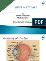 Advances in Eye care.pptx