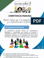 2competencia Personal