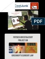 Pdfslide.net Physics Investigatory Project on Kirchhoffs Current Law