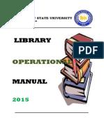Procedural Manual PDF